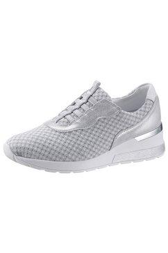 waldlaeufer sneakers met sleehak »h-clara-soft« wit