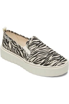 roxy slip-on sneakers sheilahh slip on zwart