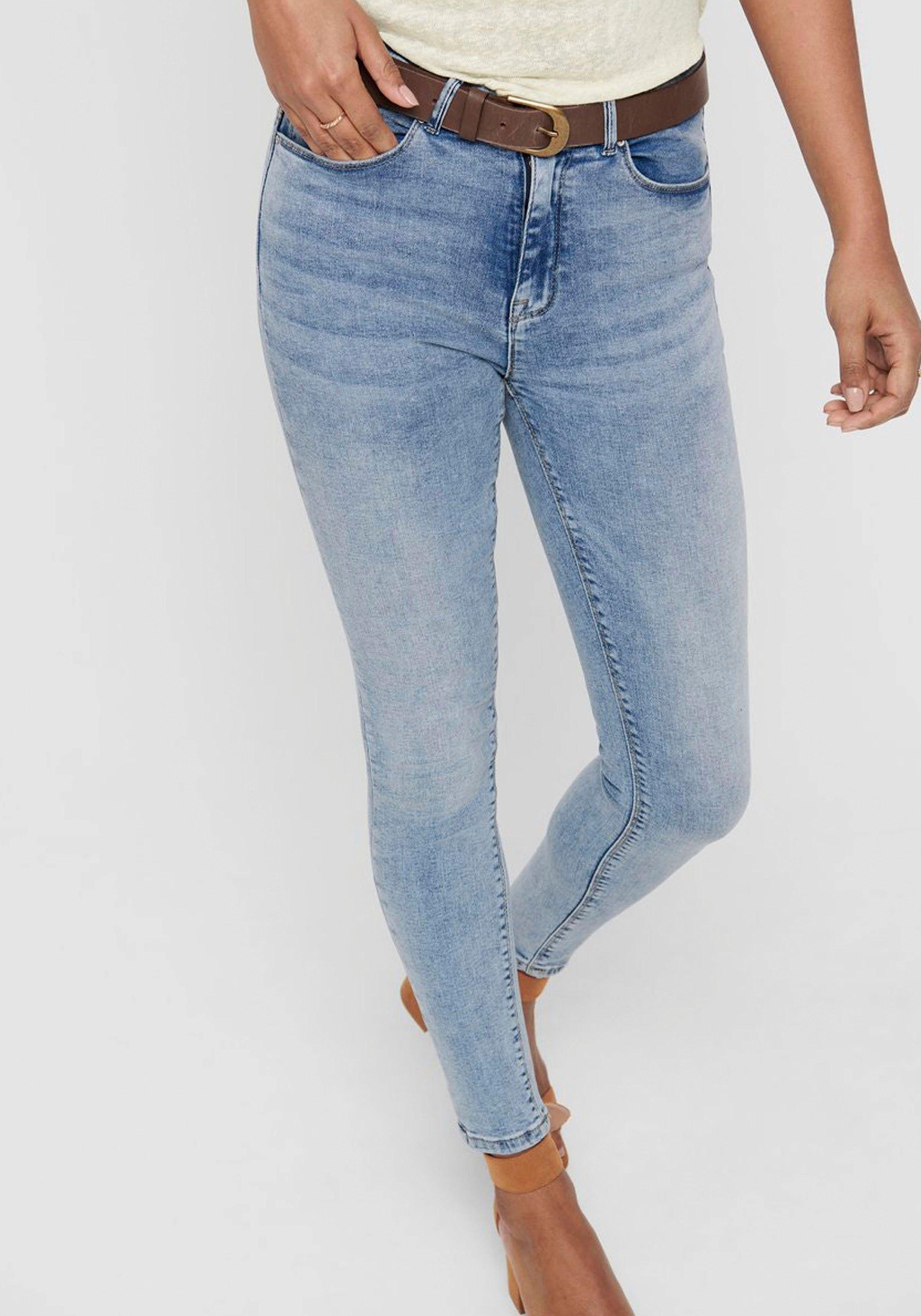 Only high-waist jeans ONLPAOLA nu online kopen bij OTTO