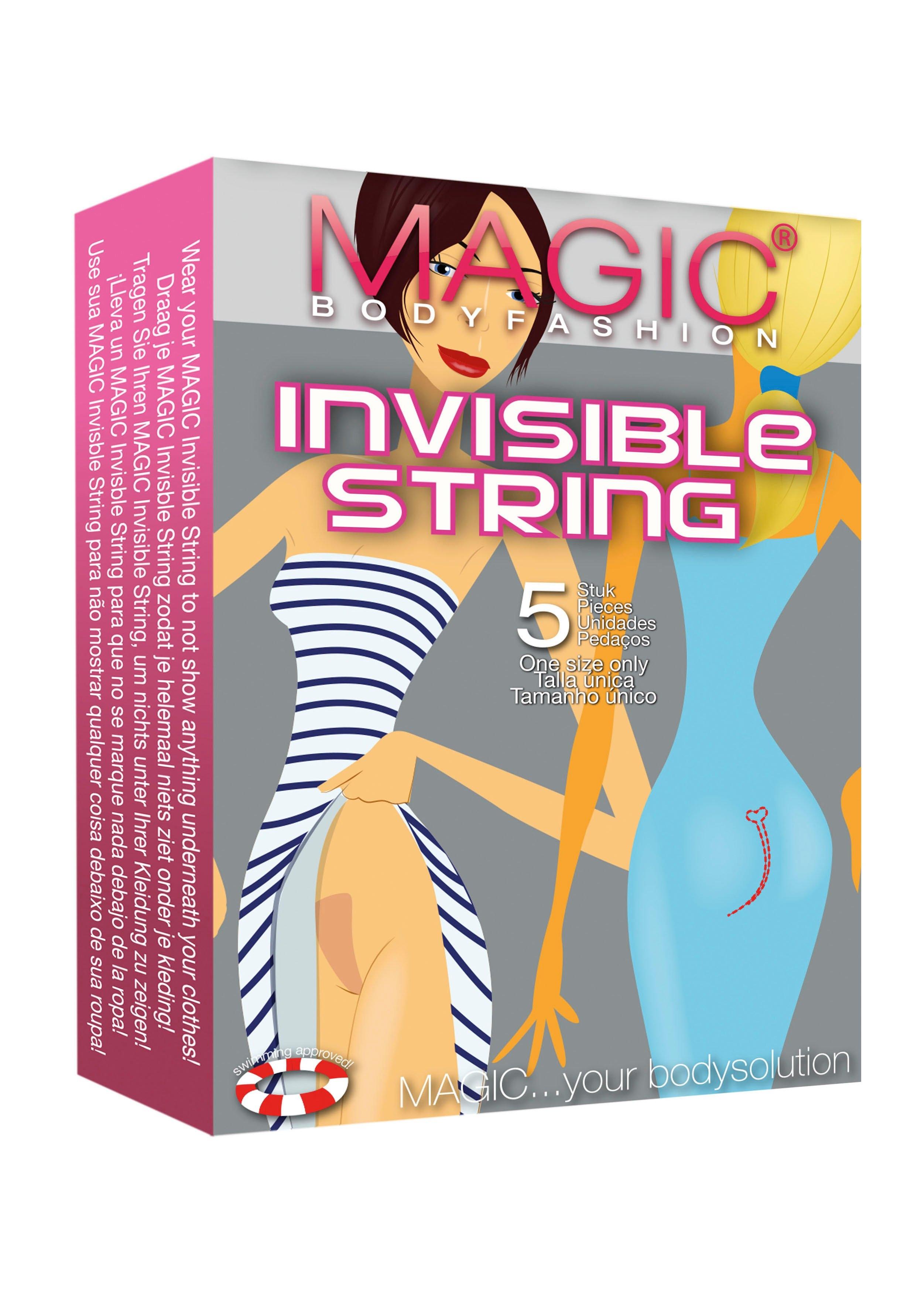 MAGIC Bodyfashion string »Invisible String« bij OTTO online kopen