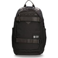 converse laptoprugzak utility, black zwart