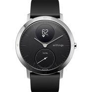 withings fitness-horloge activité steel hr (40 mm) zwart