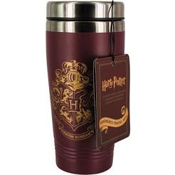 paladone mok harry potter reismok hogwarts 450 ml bruin