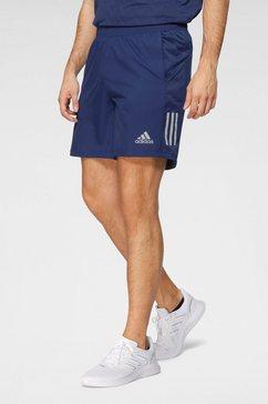 adidas performance runningshort adidas own the run short men blauw
