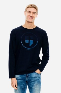garcia t-shirt blauw