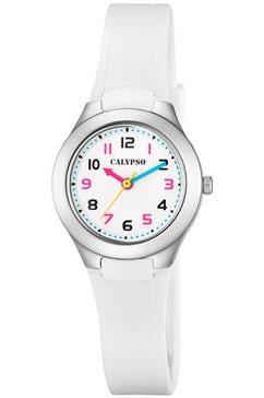calypso watches kwartshorloge »sweet time, k5749-1« wit
