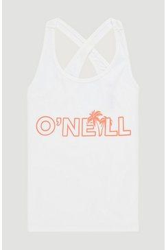 o'neill tanktop »logo« wit