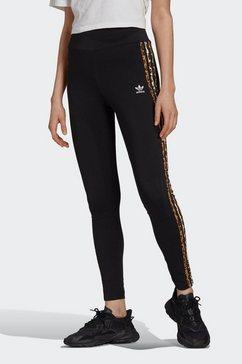 adidas originals legging »3 stripes tight« zwart