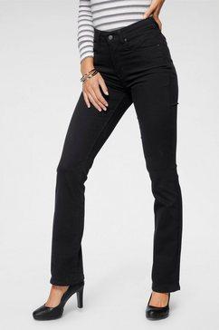 levi's bootcut jeans »725 high-rise bootcut« zwart