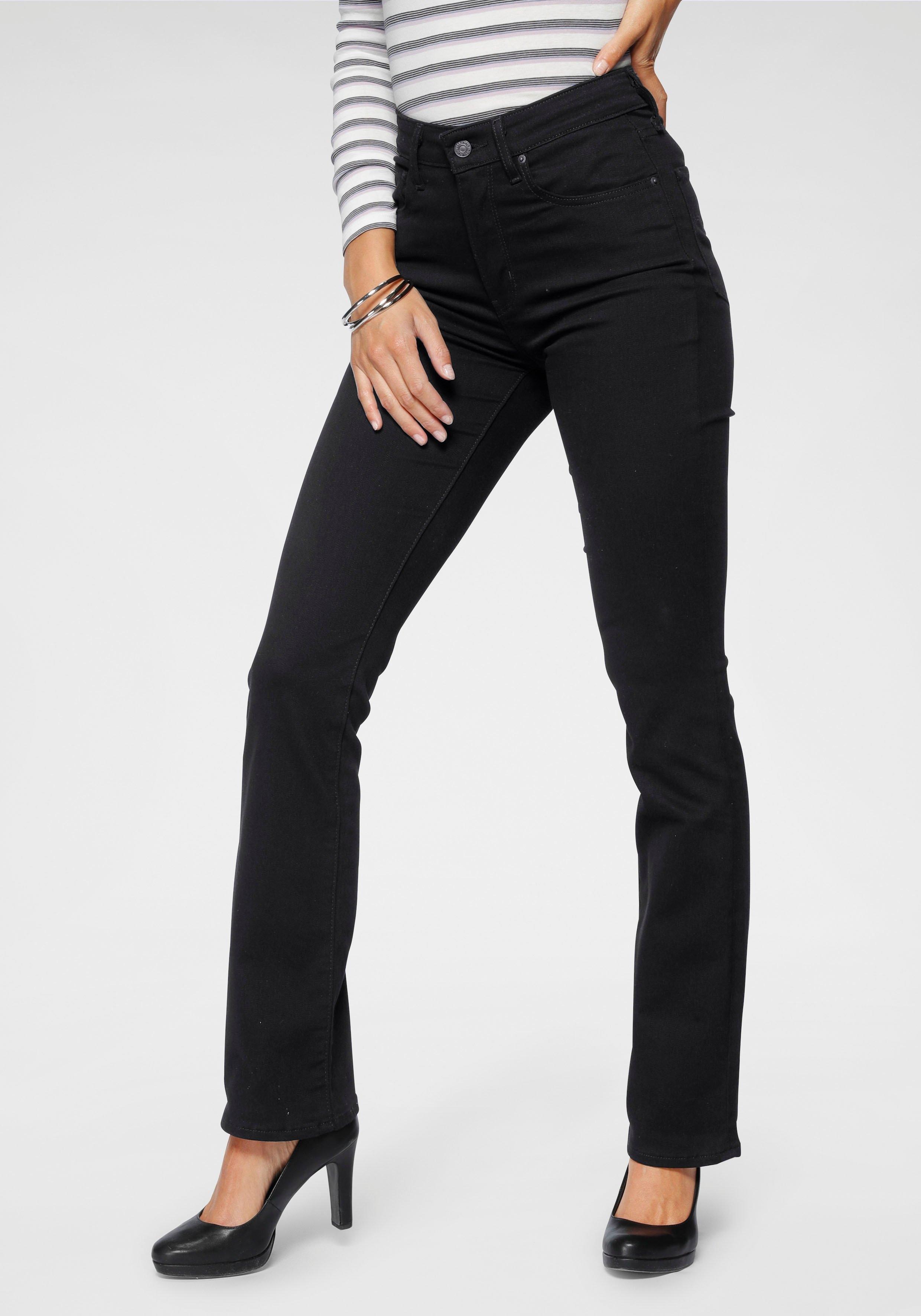 Levi's bootcut jeans »725 High-Rise Bootcut« in de webshop van OTTO kopen