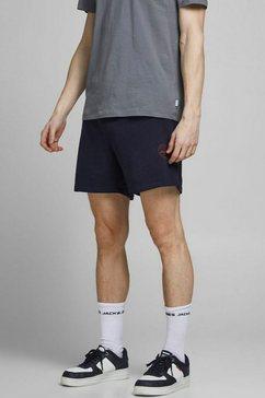 jack  jones sweatshort »shark sweat shorts« blauw