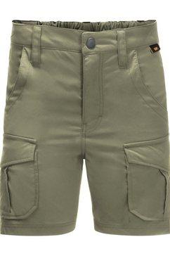 jack wolfskin cargoshort »treasure hunter shorts kids« beige
