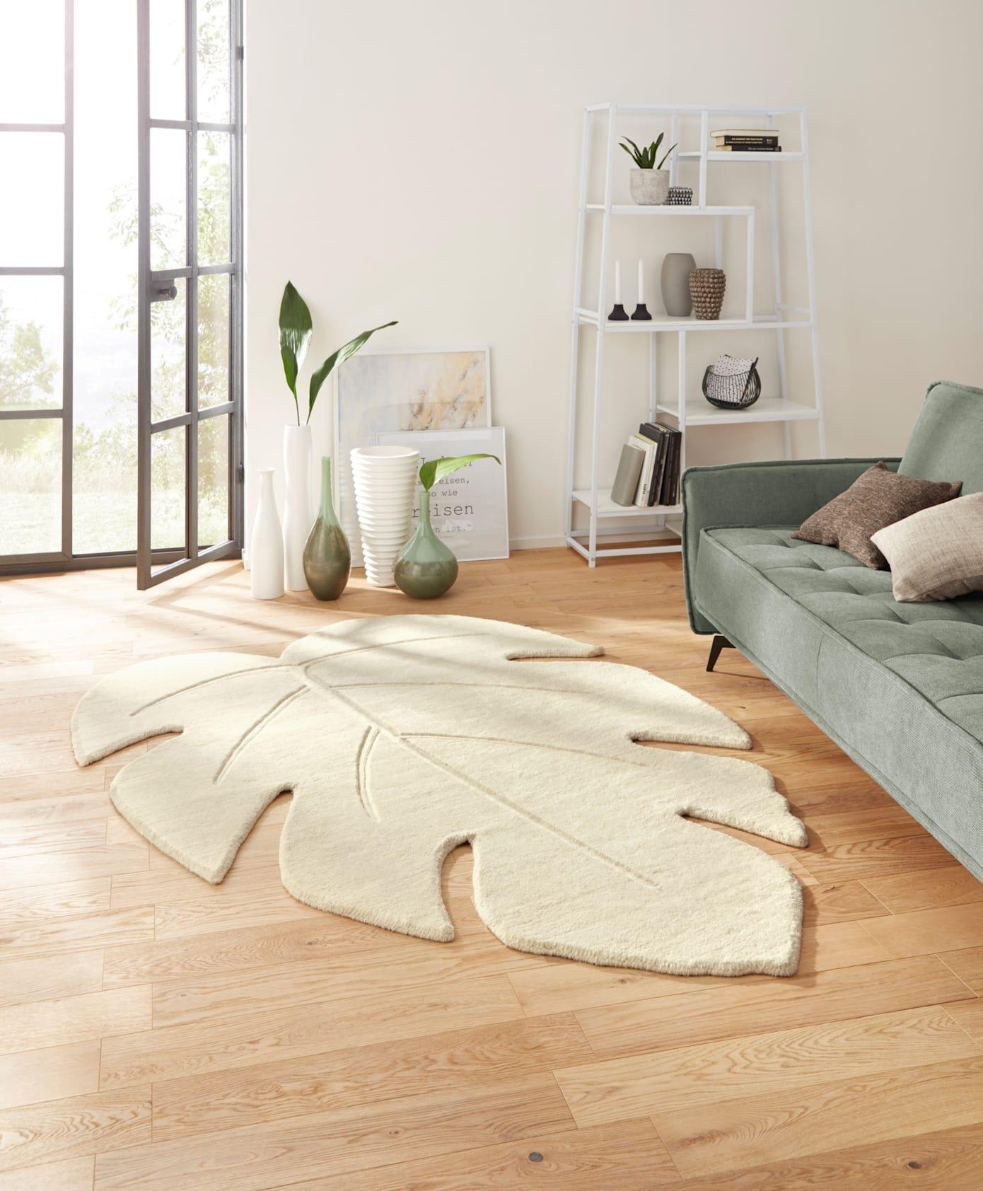 heine home Hoogpolig karpet voordelig en veilig online kopen