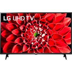 lg 65un73006la led-televisie (164 cm - (65 inch), 4k ultra hd, smart-tv zwart