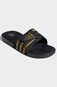 adidas badslippers adissage zwart