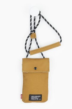 levi's mini-bag »lanyard bag« geel
