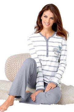 ringella pyjama beige