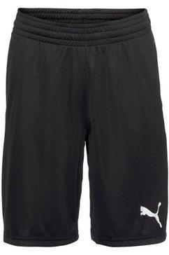 puma trainingsshort active interlock shorts zwart