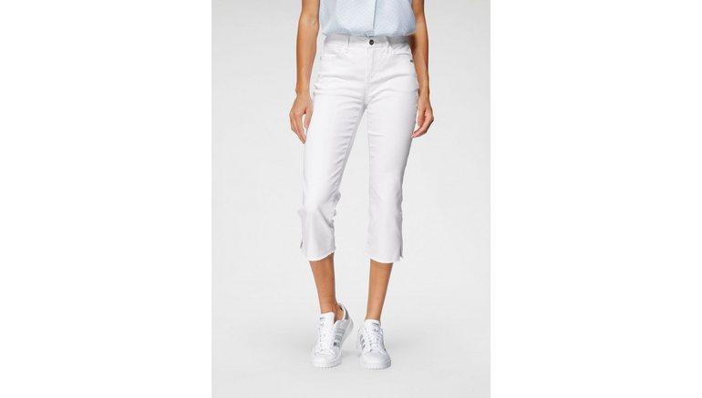 Bruno Banani 3/4 jeans Met franjezoom