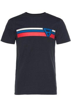 brunotti t-shirt »tim« blauw