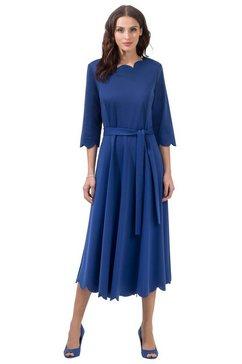 lady jerseyjurk blauw