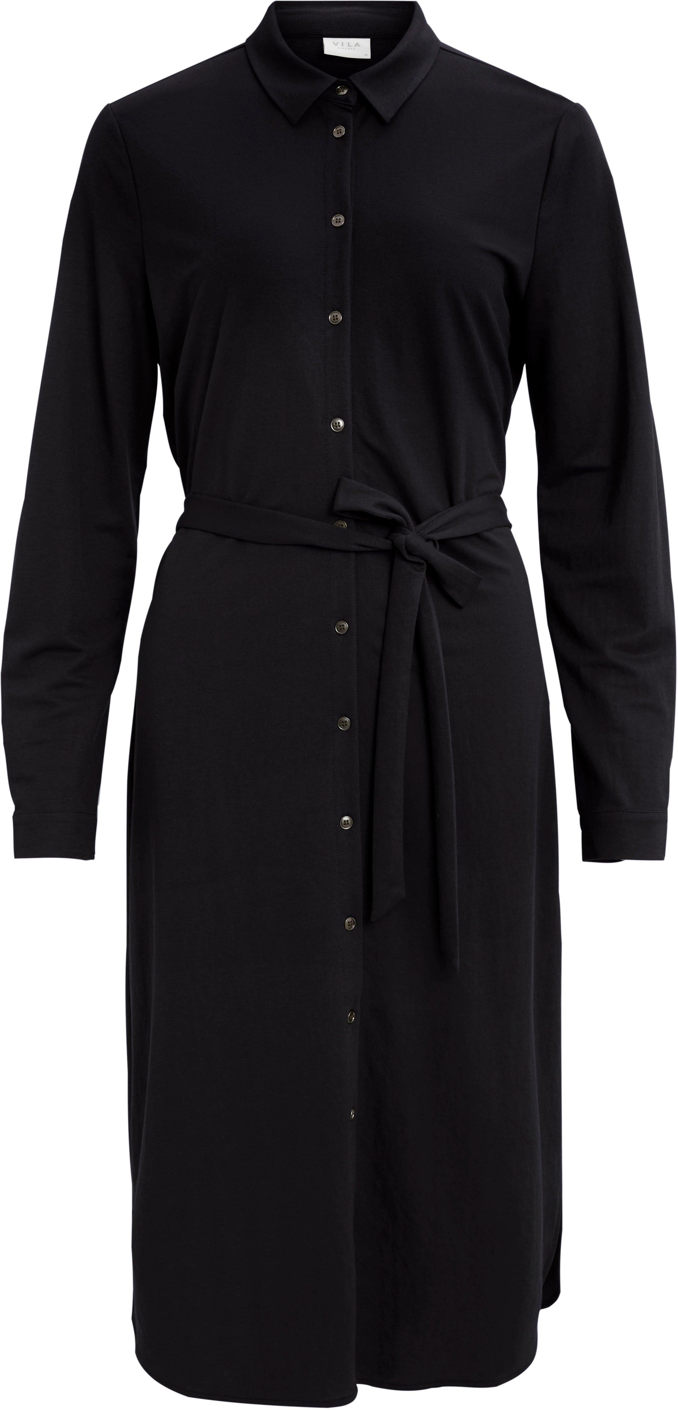 VILA jurk met overhemdkraag »VISAFINA« voordelig en veilig online kopen