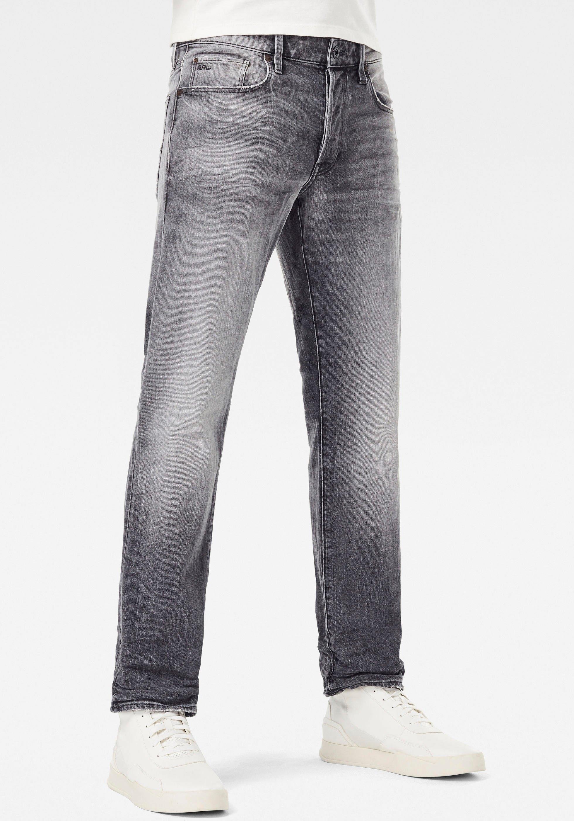 G-Star RAW straight jeans »Straight Otas Stretch Denim« in de webshop van OTTO kopen