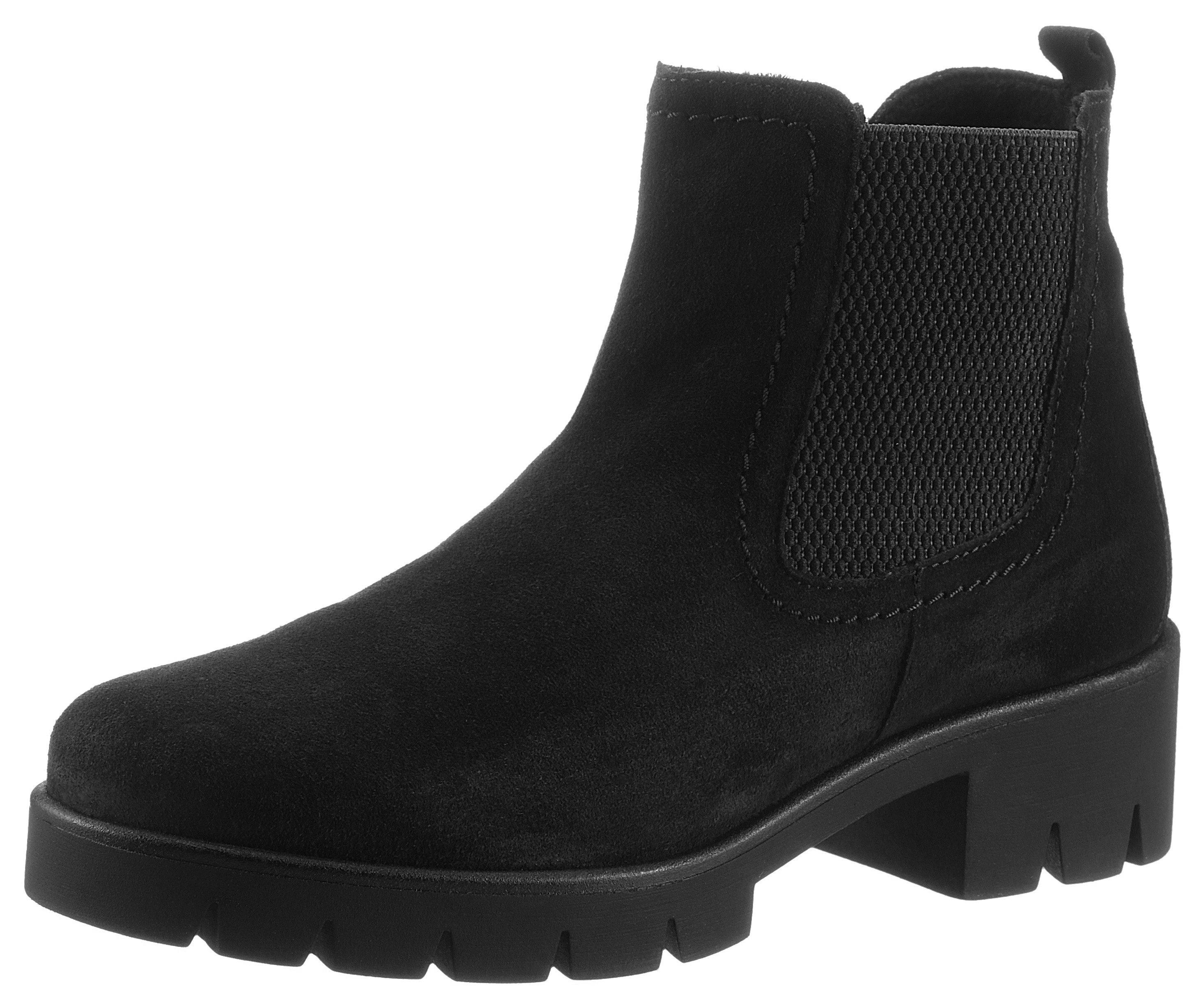 Gabor Chelsea-boots met comfortabele stretchinzet in de webshop van OTTO kopen