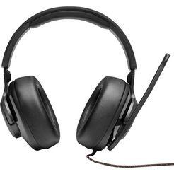 jbl »quantum 200« gaming-headset zwart
