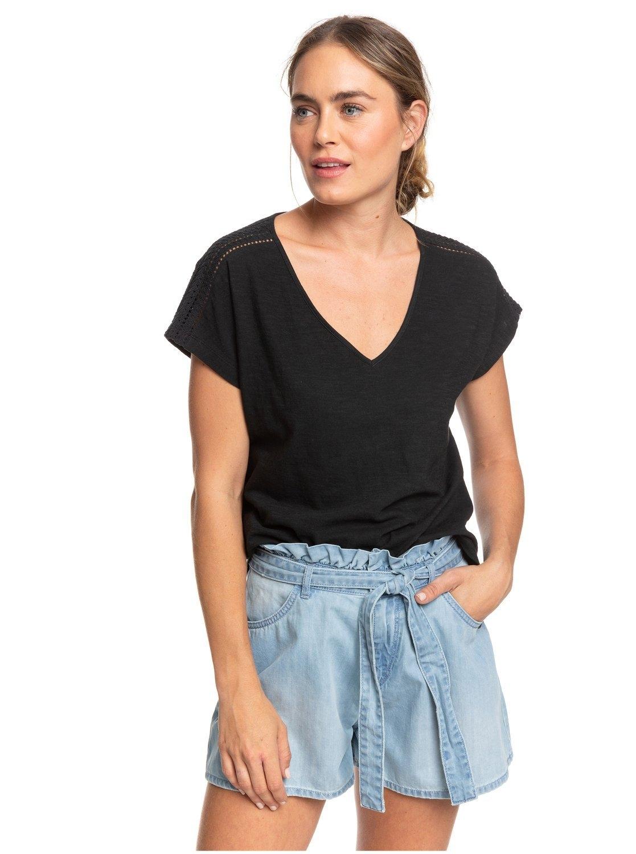 Roxy shirt met V-hals »Starry Dream« - verschillende betaalmethodes