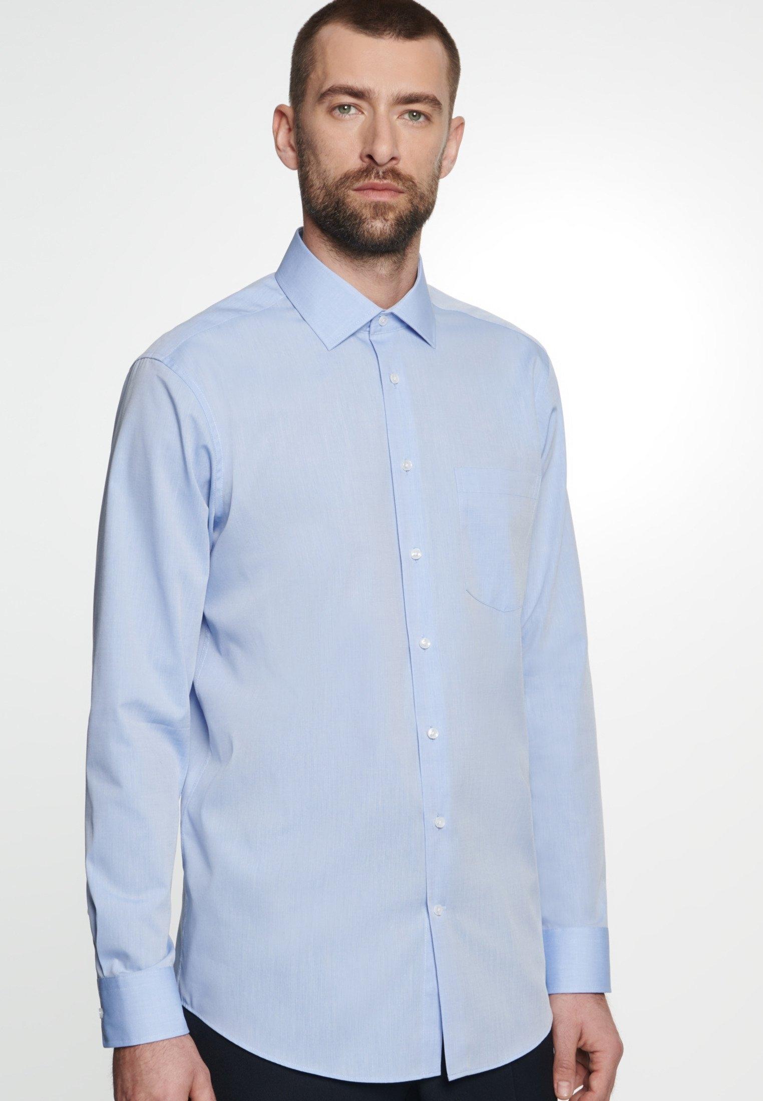 Op zoek naar een seidensticker businessoverhemd Regular Regular lange mouwen kentkraag uni? Koop online bij OTTO