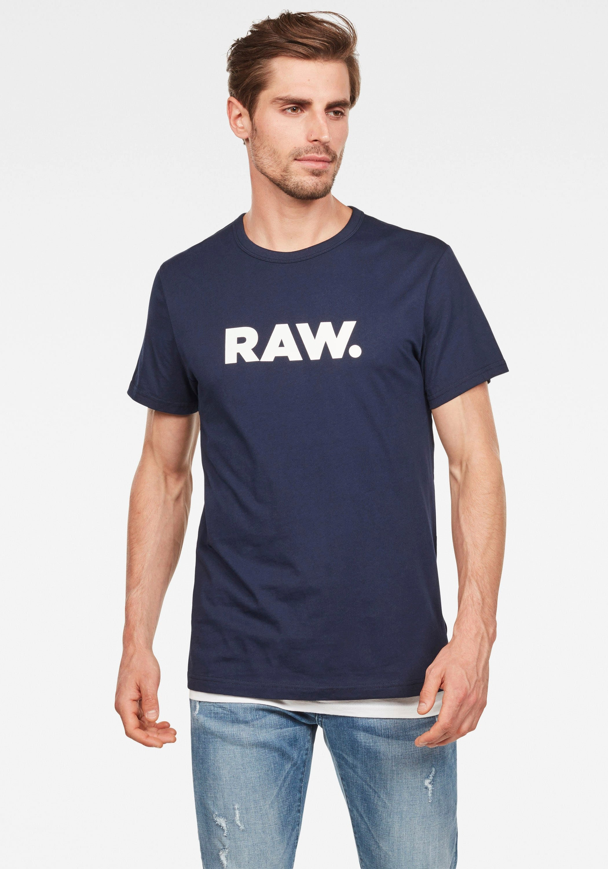 G-Star RAW T-shirt Holorn nu online kopen bij OTTO