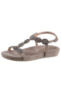 salamander sandaaltjes grijs