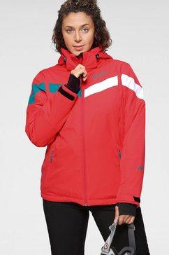 maier sports ski-jack rood
