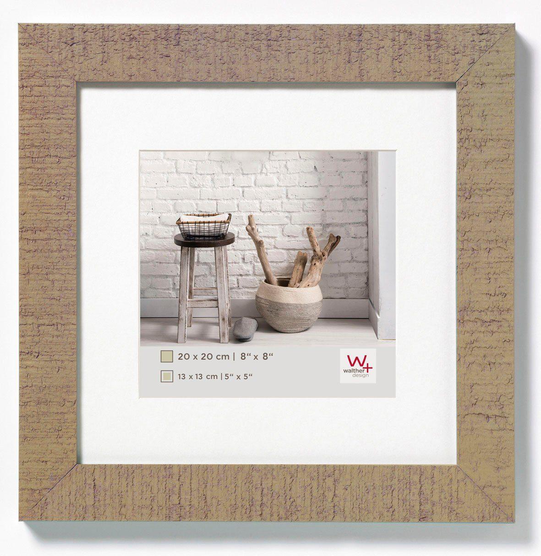 Walther Design Home Fotolijst Fotoformaat 50 x 50 cm Beige online kopen