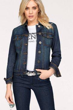 arizona jeansjack jeansjack blauw