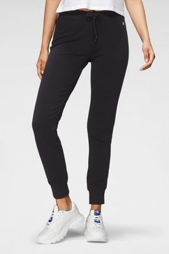 champion joggingbroek »rib cuff pants« zwart