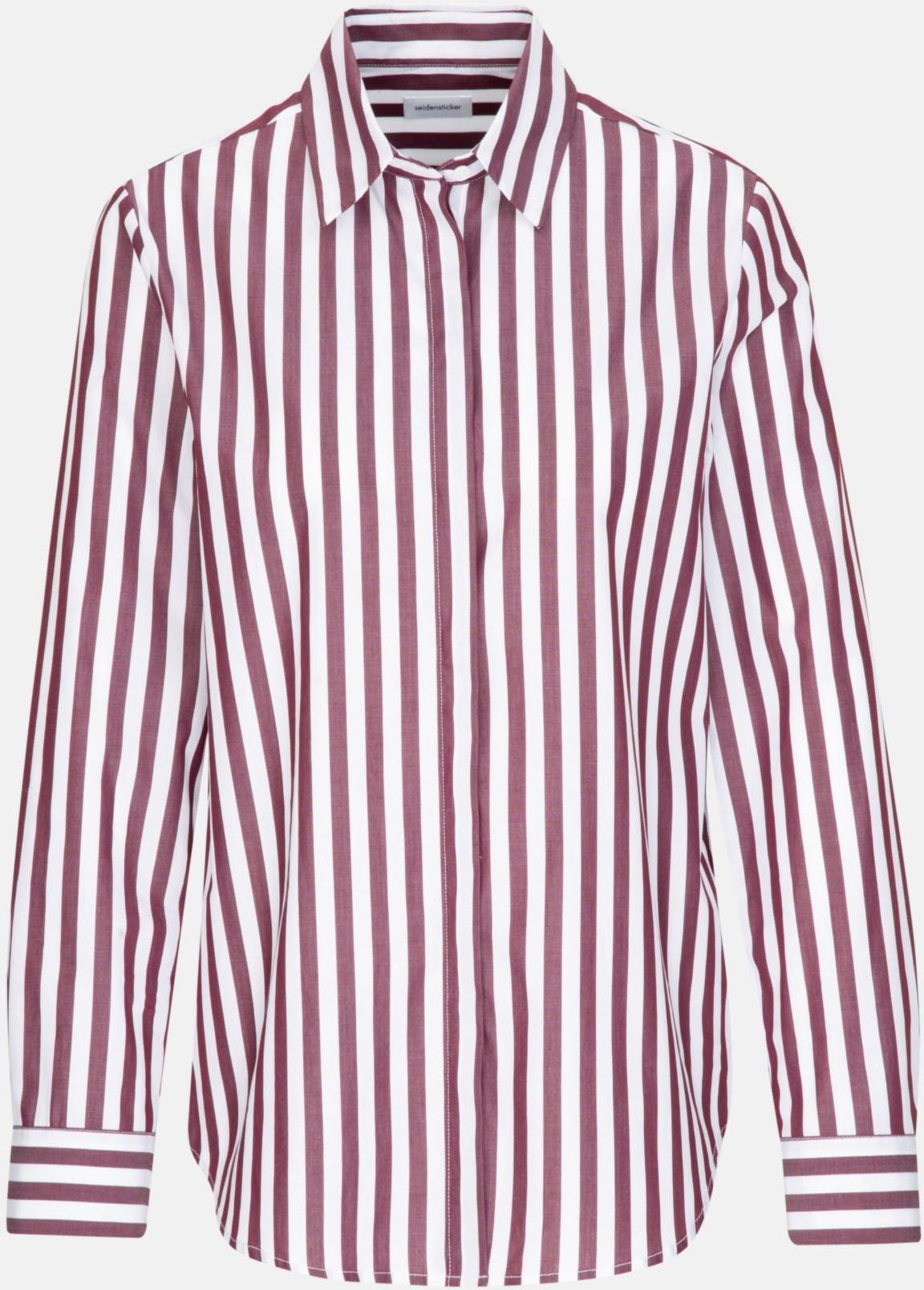 seidensticker overhemdblouse met klassiek streepdessin goedkoop op otto.nl kopen