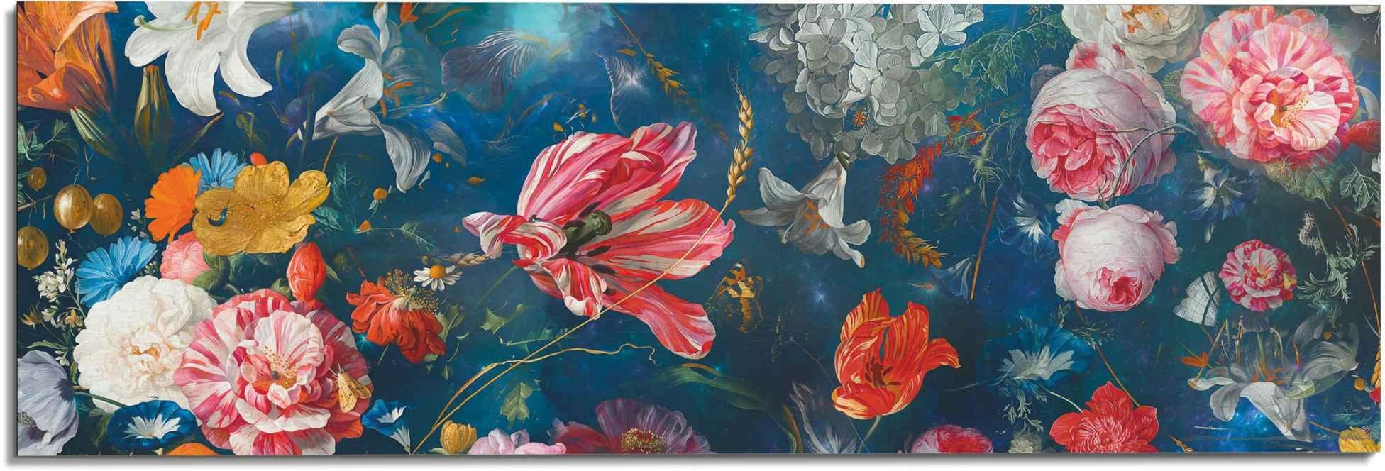 Reinders! artprint Wandbild Blumenwelt Farbenfroh - Blumen - Pflanzen (1 stuk) - verschillende betaalmethodes