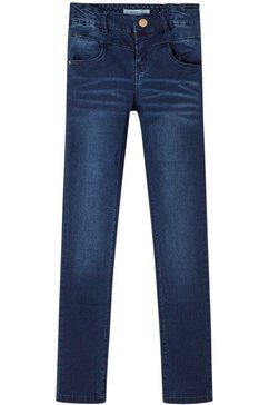 name it stretch jeans »polly« blauw