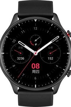 amazfit »gtr2 sport edition obsidian« smartwatch