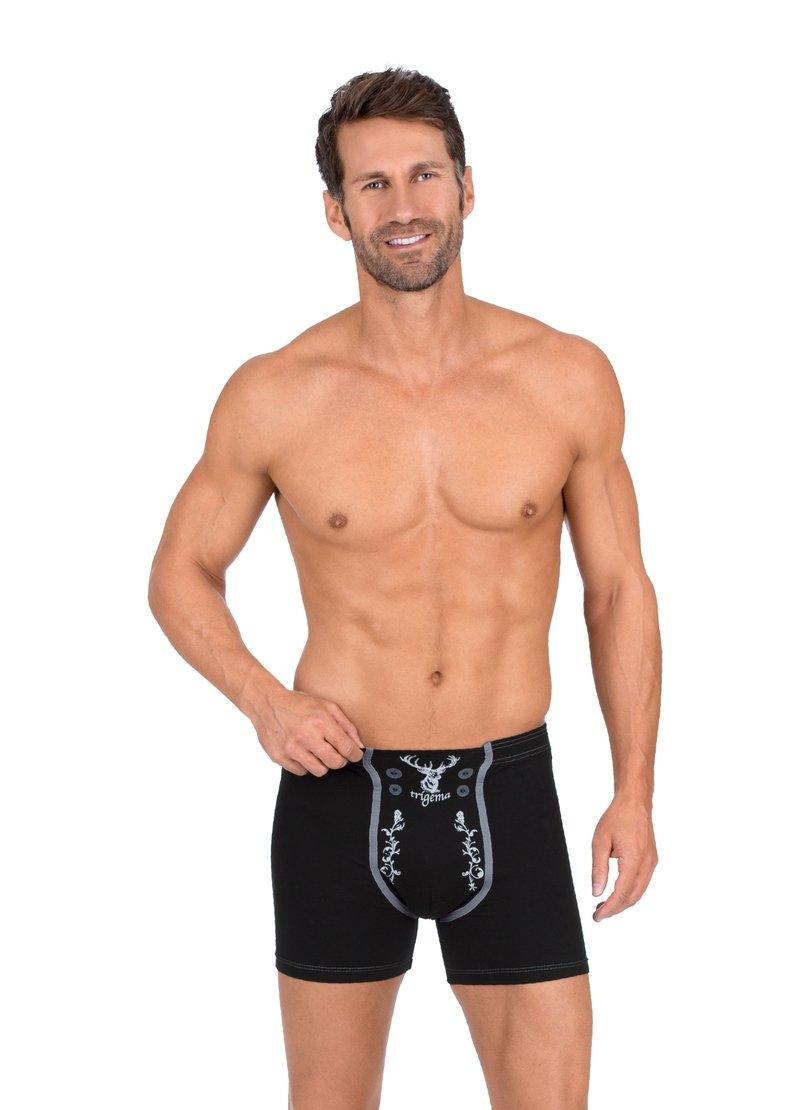 Op zoek naar een Trigema boxershort met herten? Koop online bij OTTO