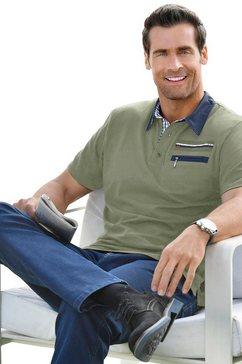 catamaran shirt met korte mouwen groen
