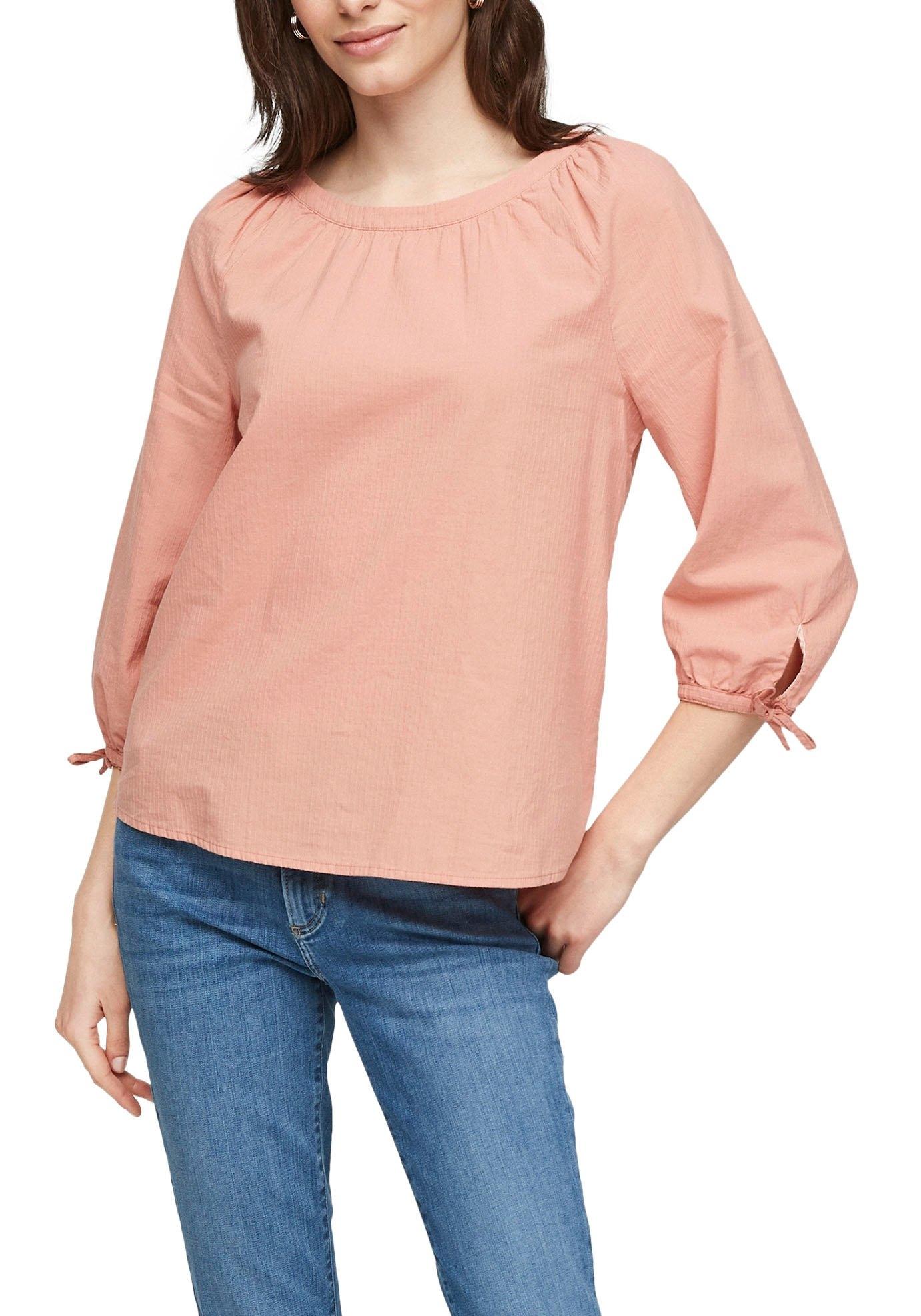 s.Oliver blouse zonder sluiting - gratis ruilen op otto.nl