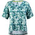 deproc active functioneel shirt shalat aop women functioneel shirt in mêlee-look groen