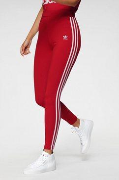 adidas originals legging »3 stripes tight« rood