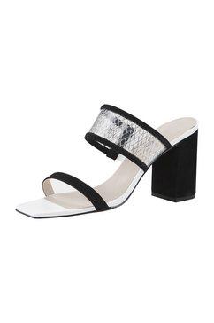 sandaaltjes zwart