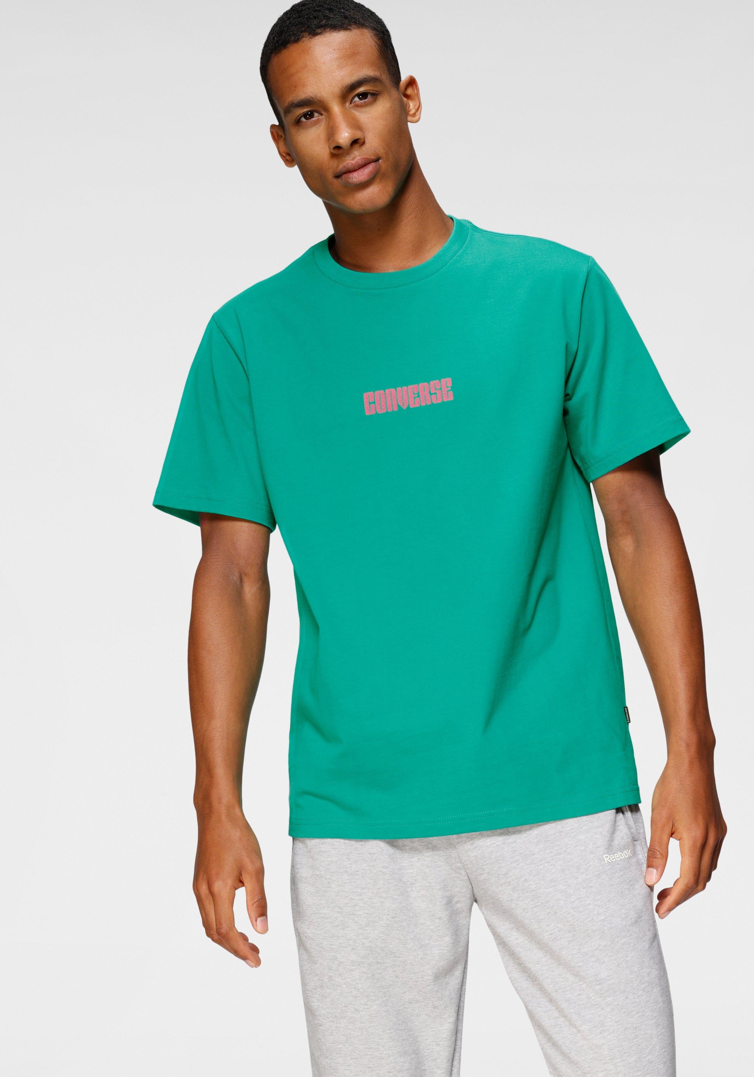 Converse T-shirt EXPLORER GRAPHIC TEE nu online kopen bij OTTO