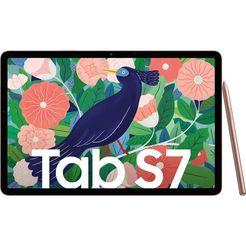 samsung tablet galaxy tab s7 goud