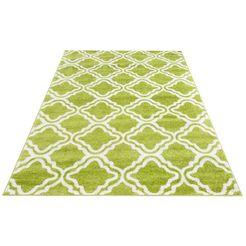 vloerkleed, my home, »debora«, geweven groen